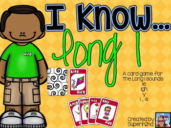 I Know...Long I