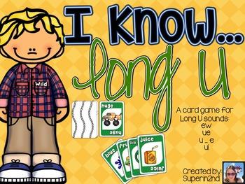I Know...Long U