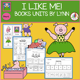 I LIKE ME! BOOK UNIT