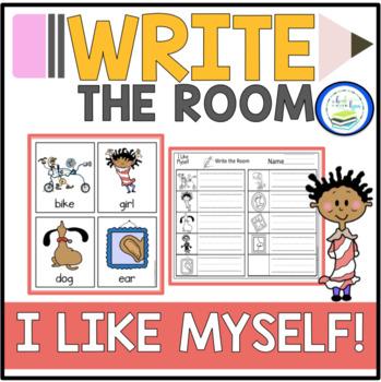 I LIKE MYSELF! WRITE THE ROOM