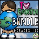 Earth Day Activities Bundle I L♥VE The Earth
