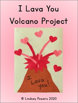 I Lava You Volcano Project