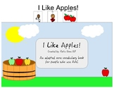 I Like Apples: An Adapted Core Vocabulary Resource for Peo