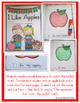 I Like Apples (Pocket Chart & Matching Predictable Cut and