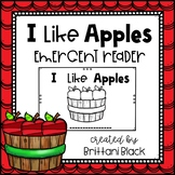 I Like Apples- emergent reader