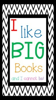 I Like Big Books..