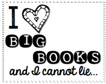 """I Like Big Books"" FREEBIE poster and labels"