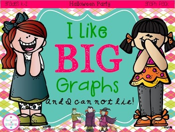 I Like Big Graphs and I Can Not Lie! Halloween Party