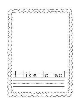 Guided Reading- leveled books|writing activity|vocab cards