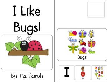 I Like Bugs! Adapted Resource