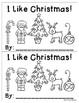I Like Christmas - Emergent Reader