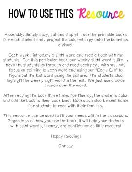 I Like Emergent Reader