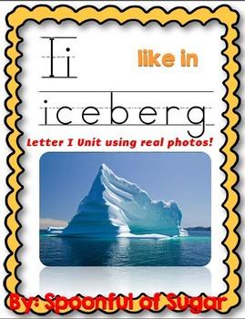 I Like In Iceberg (Letter I Unit Using Real Photos!)