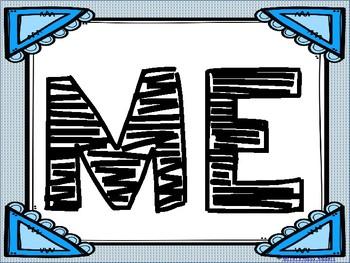 Writing Prompt - I Like Me