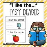 """""""I Like The"""" Easy Reader"""