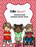 I Like Myself by Karen Beaumont: Activity Pages for Back t