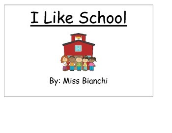 I Like School-Guided Reading Book