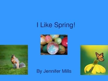 I Like Spring !