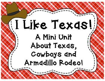 I Like Texas-A Mini Unit