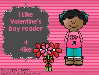 I Like Valentine's Day reader