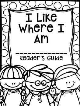 I Like Where I Am Supplemental Activities (Second Grade Reading Street)