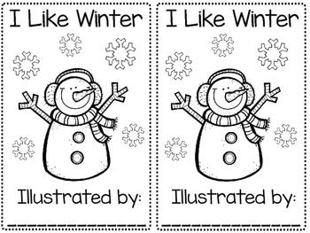 I Like Winter reader