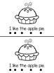 I Like the Apples (The Emergent Reader + Teacher Version)