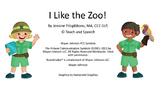 I Like the Zoo! Adapted book
