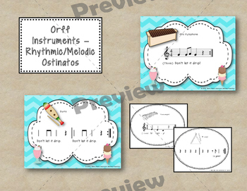 I Like to Eat Ice Cream! Song: Solfege Reading & Orff Arrangement