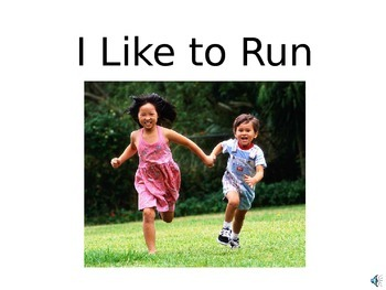 I Like to Run