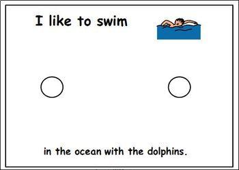 I Like to Swim-Larger Images