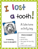 I Lost a Tooth Bag