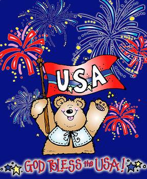 I Love America Clip Art Download