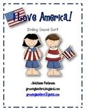 I Love America! - Ending Sound Sort