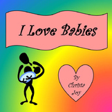 I Love Babies Social Story