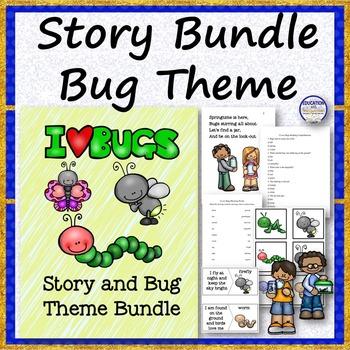 STORY BUNDLE Bug Theme