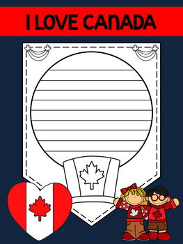 I Love Canada Papers / Banner / Pennant