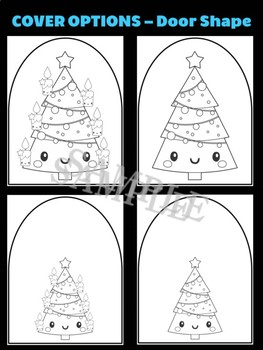 I Love Christmas - Bundle of Moonju Makers, Crafts, Decor, Winter Activity