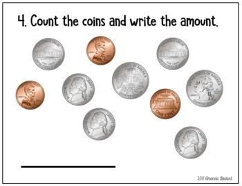 I Love Counting Money Nearpod Activity