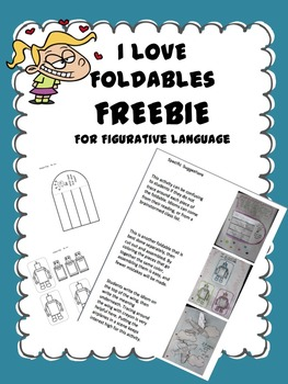 I Love Foldables Freebie!