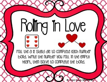 Valentine's Day Math Activities: CCSS Aligned