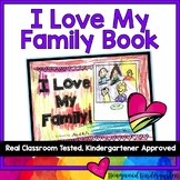 Family Book : Makes a great gift from student to family anytime of year