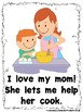 I Love My Mom!  (A Sight Word Emergent Reader and Teacher Lap Book)