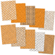I Love Orange - 10 Digital Papers