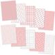 I Love Pastel Pink - 10 Digital Papers