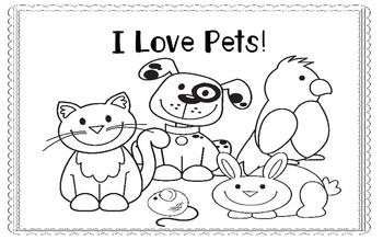 I Love Pets!