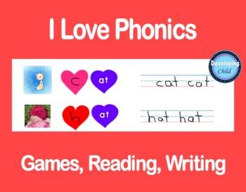 I Love Phonics