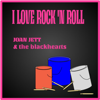 I Love Rock 'N Roll - Bucket Drumming Arrangement