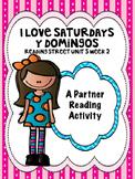 I Love Saturdays y domingos Reading Street 3rd grade Partn