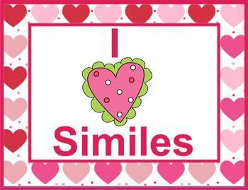 I Love Similes